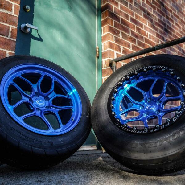 Cicio Performance 18″ Front Drag Wheels for R35 GT-R