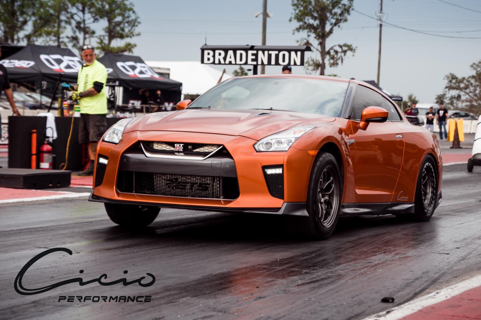 Performance Packages: GT-R