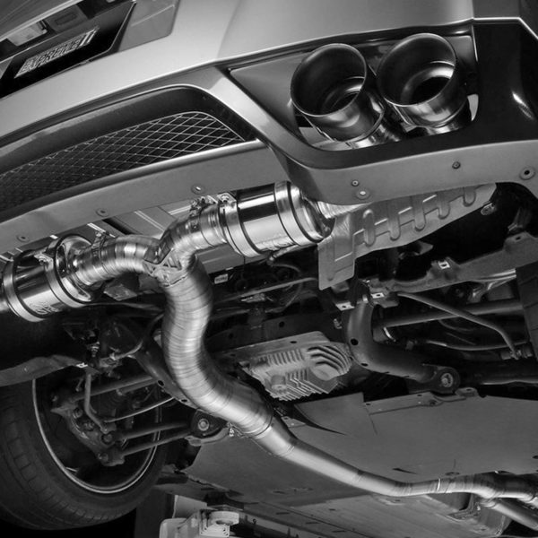 Exhaust Systems: GT-R