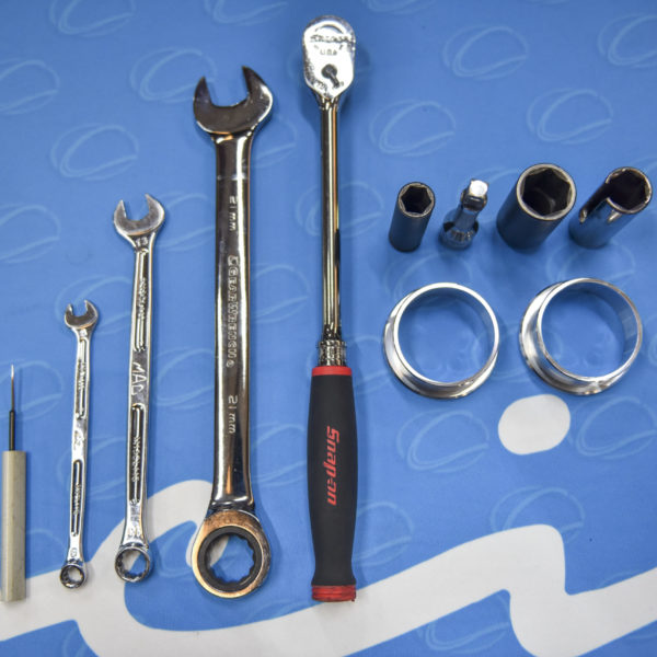 Cicio Performance C8 Front End Lowering Kit