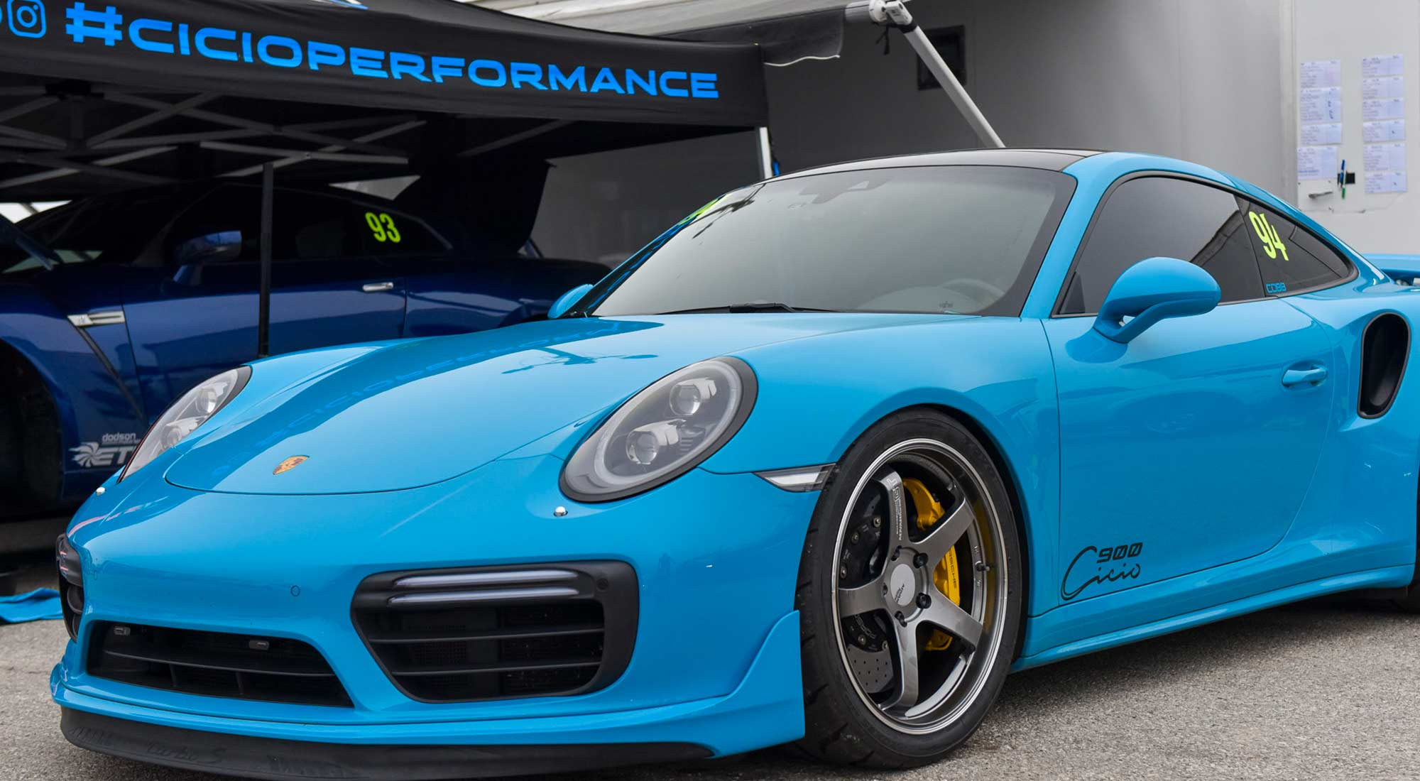 Cicio Products: Porsche