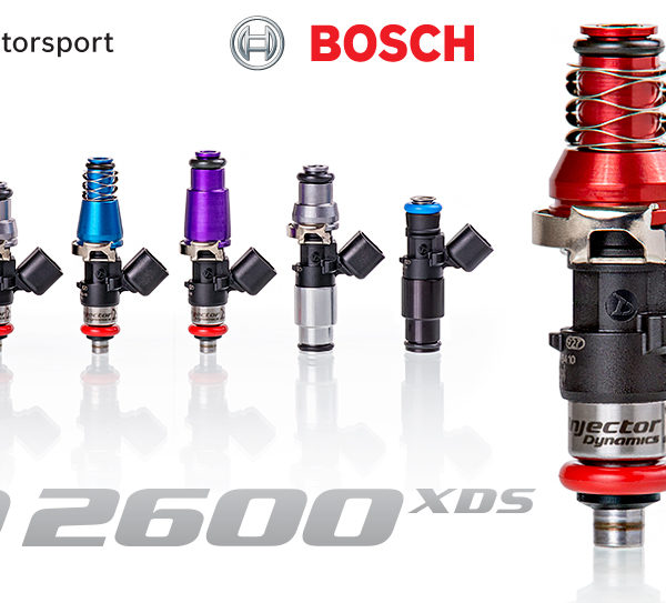 Injector Dynamics ID2600-XDS Injector Set for R35 GT-R