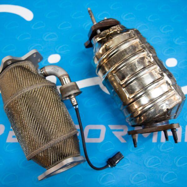 C8 Corvette Sport Catalytic Converters by Soul Performance