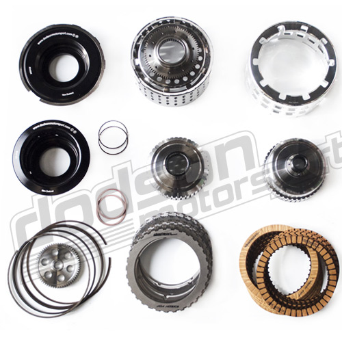 DODSON PROMAX® + FORGED PISTONS 13 PLATE CLUTCH 1800 HP