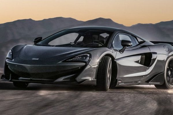 Performance Packages: McLaren