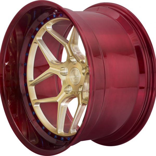 BC Forged LE53/MLE53 Forged Modular Wheel 19″