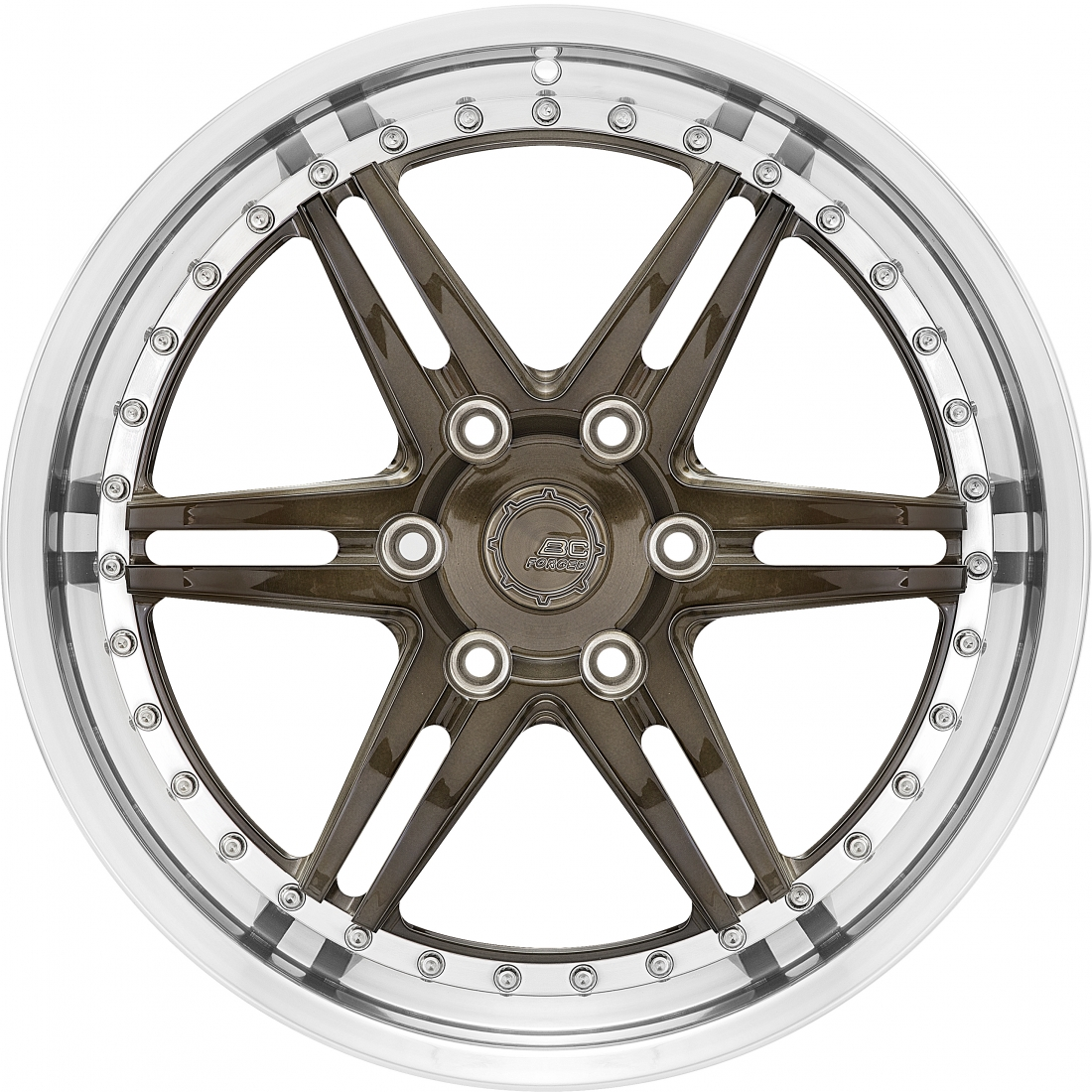 BC Forged LE65/MLE65 Forged Modular Wheel 19″