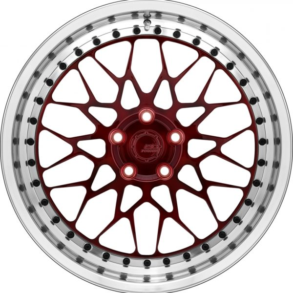 BC Forged LE93/MLE93 Forged Modular Wheel 19″