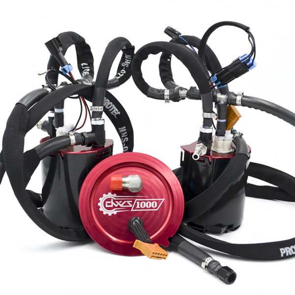 DW Solutions DWS1000 Upgraded Fuel System