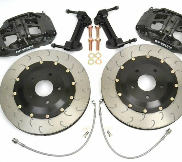 AP Racing by Essex Radi-CAL Competition Brake Kit (Front 9661/394mm)- McLaren 720S, 650S, 600LT, MP4-12C