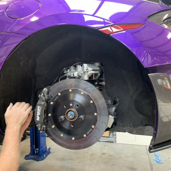 AP Racing by Essex Radi-CAL Competition Brake Kit (Rear CP9449/380mm)- McLaren 720S, 650S, 600LT, MP4-12C