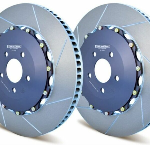 Front Rotors for C8 Corvette Z51 by Girodisc